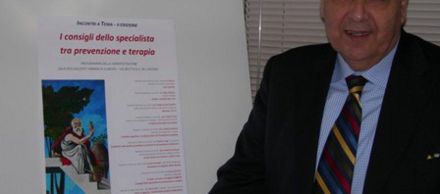 dr. Paolo W. Gabriele