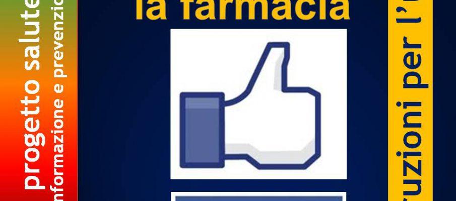 La farmacia e facebook - Progetto salute