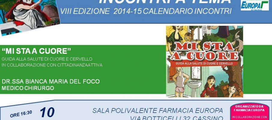 programma 2014-5 - 09 DEL FOCO