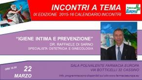 198 – igiene intima e prevenzione