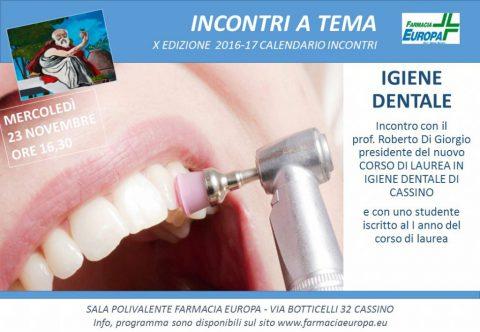207 – il nuovo corso di laurea in igiene dentale di Cassino