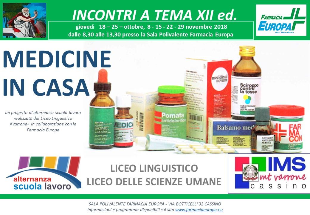 programma 2018-9 - locandine liceo linguistico