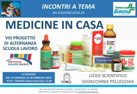 programma 2018-9 - locandine scientifico