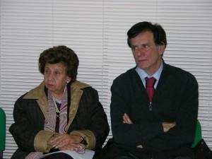 Prof. Vettese e D'Orefice